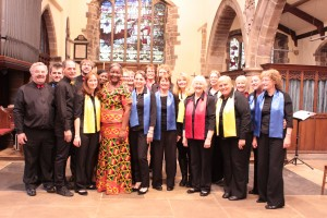Choir at Sedbergh Festival